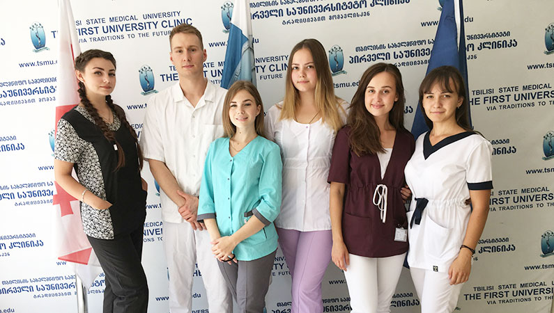 Internship in Tbilisi: New Step in Learning