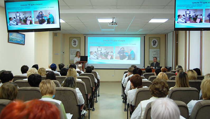 World-class medicine in Zaporizhzhia