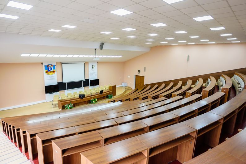 Renovation of the fourth auditorium and student club
