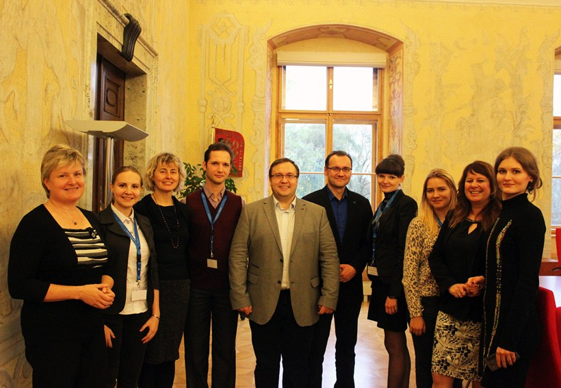 "ZSMU representatives took part in the final stage of international project ""Support of higher education in Ukraine"" implemented by Palacky University in Olomouc, Czech Republic"