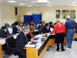 Participation of ZSMU in the kick-off meeting of the partners of ePBLNet project (TEMPUS)
