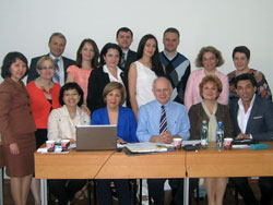 Work meeting of the Partner-Universities in Georgia in the frames of ePBLNet project (TEMPUS)